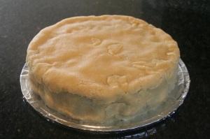 Marzipan Cake small