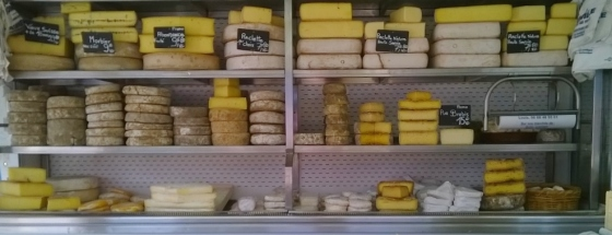 Cheese Stall small