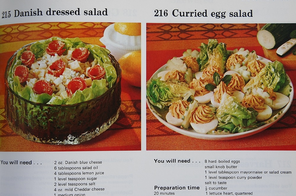 Curried egg salad small