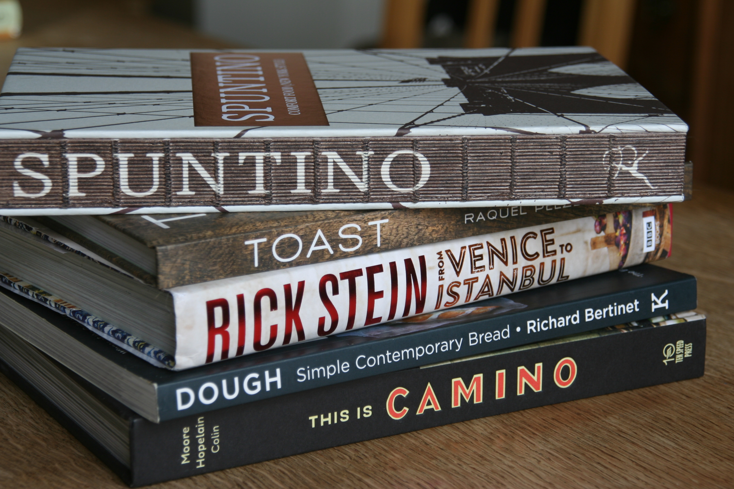 New Cookbooks 2016